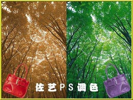 佐艺PS培训班调色学员作品12图片展示